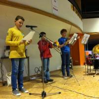 Middenschool Sint-Pieter Oostkamp Boekenbeurs
