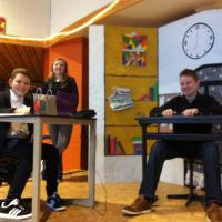 Middenschool Sint-Pieter Oostkamp Kersttoneel
