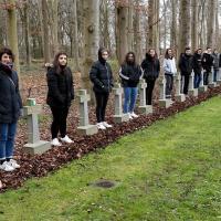 Middenschool Sint-Pieter Oostkamp Uitwisseling in België