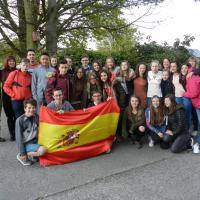 Middenschool Sint-Pieter Oostkamp Europees project