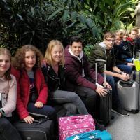 Middenschool Sint-Pieter Oostkamp Uitwisseling Spanje