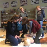 Middenschool Sint-Pieter Oostkamp Dag van de veiligheid