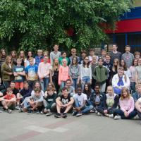 Middenschool Sint-Pieter Oostkamp Proclamatie