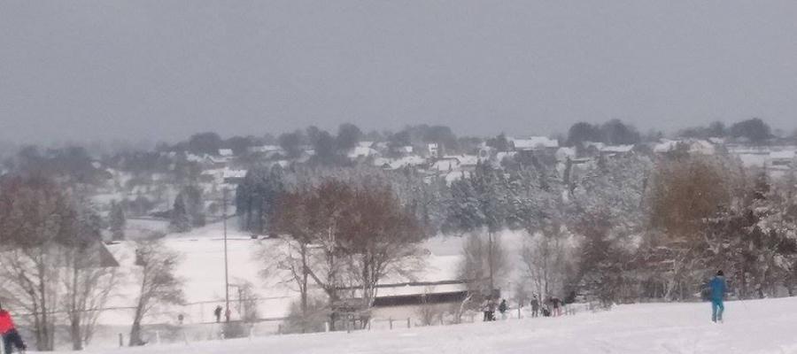 Middenschool Sint-Pieter Oostkamp Langlaufen