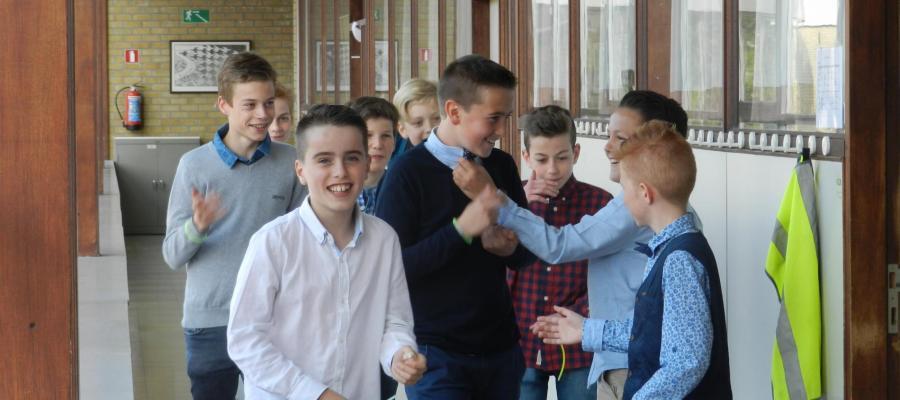 Middenschool Sint-Pieter Oostkamp Schoolbal