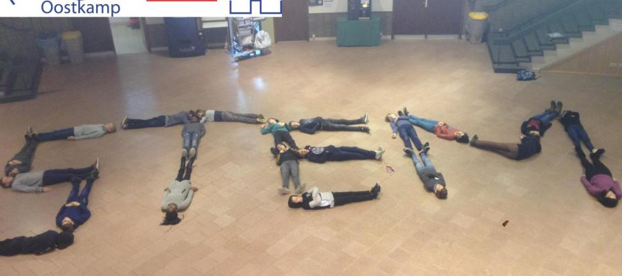 Middenschool Sint-Pieter Oostkamp Vlaamse Technologie Olympiade